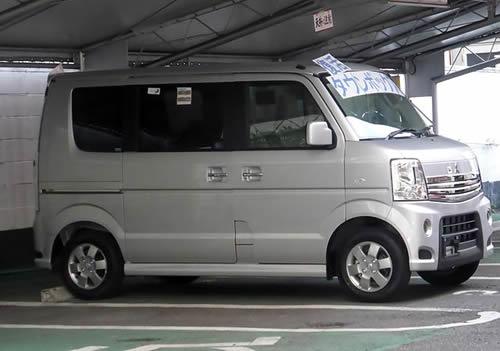 三菱・タウンボックス